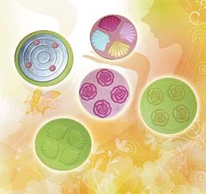 Silicone New Design 1 - 5 Colors Lip Balm